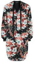 Rag & Bone Verna Floral Tunic Dress