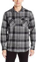 Fox Men's Glamper Long Sleeve Flannel Shirt
