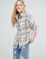 Daisy Street Checked Shirt