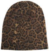 360 Sweater Pandora Cashmere-print Hat