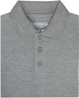 Universal Nutrition Universal Unisex L/S Pique Polo