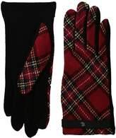 Lauren Ralph Lauren Tartan RLL Monogram Touch Glove