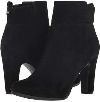 Sam Edelman Sianna (Black Suede Leather) Women's Shoes