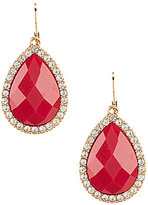 Anna & Ava Aruba Pave Drop Earrings