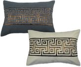 Bed Bath & Beyond Lurex Key Oblong Throw Pillow