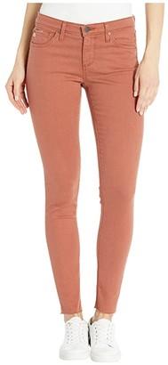 AG Jeans Leggings Ankle in Worn Copper (Worn Copper) Women's Jeans