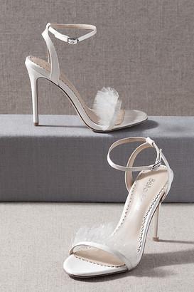 Bella Belle Bridget Heels By in White Size 7.5
