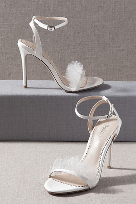 Bella Belle Bridget Heels By in White Size 8