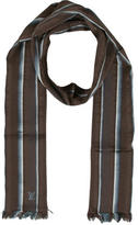 Louis Vuitton Silk Striped Stole