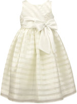 Jayne Copeland Shadow-Stripe Organza Party Dress, Toddler & Little Girls (2T-6X)