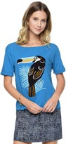 Juicy Couture Toucan Intarsia Pullover