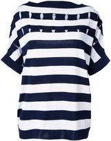 Jil Sander striped jumper