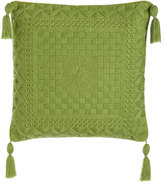 Trina Turk Capistrano Green Bargello Pillow