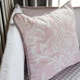Caden Lane Sweet Lace Damask Pillow