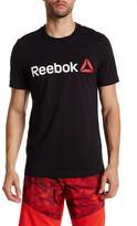 Reebok Crew Neck Logo Tee