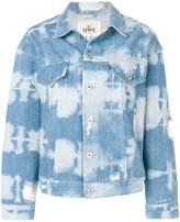 Levi's Made & Crafted tie dye denim jacket