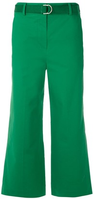 Nk Belted Tailored Trousers
