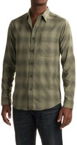 Royal Robbins High-Performance Flannel Shirt - UPF 50+, Long Sleeve (For Men)