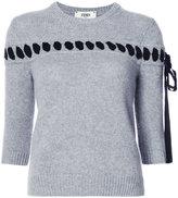 Fendi cashmere pullover - women - Cashmere - 38