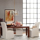 Williams-Sonoma Williams Sonoma Belvedere Slipcovered Dining Side Chair, Quick Ship
