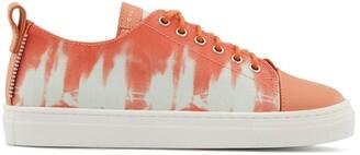 Giuseppe Zanotti Low Top Tie-Dye Print Sneakers