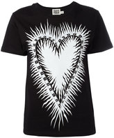 Fausto Puglisi slim-fit T-shirt - women - Cotton - 42