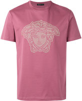 Versace Medusa head T-shirt - men - Cotton - S