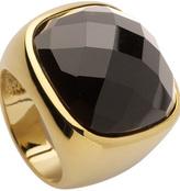 Blu Bijoux Jet Stone Ring