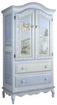 The Well Appointed House Nursery Rhymes French Armoire