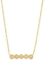 Logan Hollowell - New! Star Line Star Set Diamond Necklace 5615892419