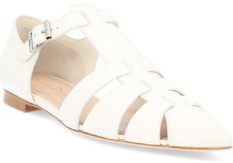 Christian Dior Sauvage Leather Flat