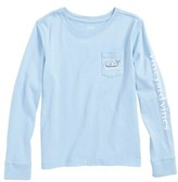 Vineyard Vines Toddler Boy's Happy Hanukkah 2017 Fair Isle Print T-Shirt