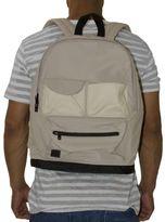 Voi Jeans New Mens Designer Impact Backpack Stone Bag