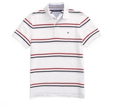 Tommy Hilfiger Stripe Wicking Polo