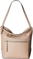 Ecco Sculptured Hobo Bag Hobo Handbags