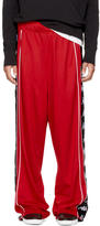 Faith Connexion Red Kappa Edition Popper Lounge Pants