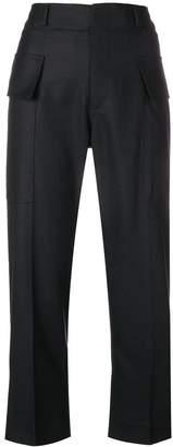Sofie D'hoore flap pocket trousers