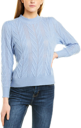 Joie Tenzin Wool-Blend Sweater