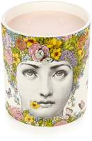 Fornasetti Flora Floral-scented large candle
