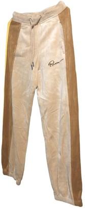 FENTY PUMA by Rihanna Beige Trousers for Women