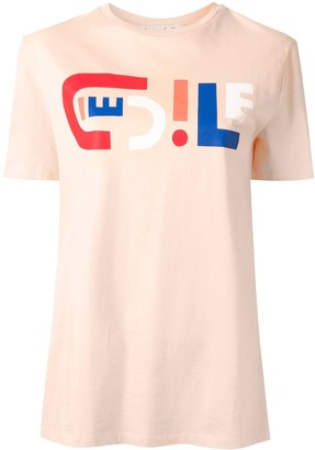 Être Cécile relaxed-fit logo T-shirt
