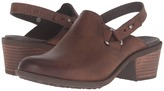 Teva Foxy Clog Leather Women's Clog/Mule Shoes