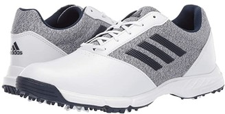 adidas Tech Response (White/Silver Metallic/Indigo) Women's Golf Shoes