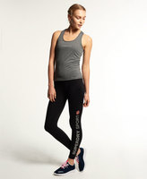Superdry Gym Logo Leggings