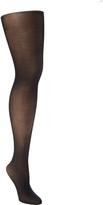 Hanes Black Sheer Tights Set - Plus