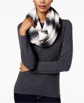 Calvin Klein Ombré Textured Infinity Scarf