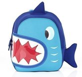 I Play Kid Backpack - iPlay, iLearn kids backpack Baby Boys Girls Toddler Pre School Backpack Children Backpacks Bags, 3D Shark