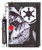 Star Wars Darth Vader Wallet & Logo Light Key Chain