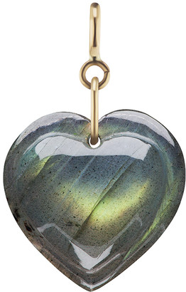Ten Thousand Things Labradorite Heart Charm