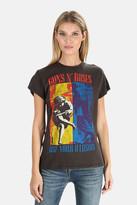 MadeWorn Rock Guns N' Roses Use Your Illusion Tee